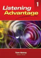 Listening Advantage 1: Text with Audio CD