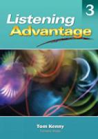 Listening Advantage 3: Text with Audio CD
