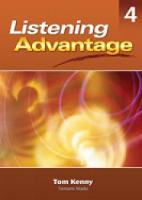 Listening Advantage 4: Text with Audio CD