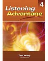 Listening Advantage 4 (Hardback)