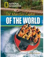 The Adventure Capital of the World: Footprint Reading Library 1300 (Paperback)
