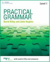 Practical Grammar 1: Student Book with Key