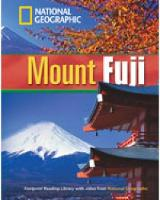 Mount Fuji + Book with Multi-ROM: Footprint Reading Library 1600