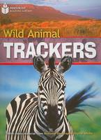 Wild Animal Trackers: Footprint Reading Library 2 (Paperback)
