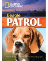 Beagle Patrol + Book with Multi-ROM: Footprint Reading Library 1900