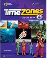 Time Zones 4: Student Book (Paperback)