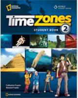 Time Zones 2 with MultiROM: Explore, Discover, Learn