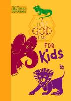 365 Daily Devotions: A Little God Time for Kids (Book)