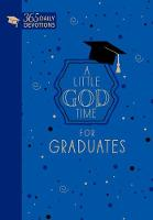 A Little God Time for Graduates: 365 Daily Devotions (Book)