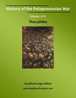 History of the Peloponnesian War (2 Volume Set) (Paperback)