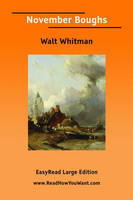 November Boughs (Paperback)