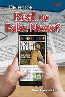 Deception: Real or Fake News? (Paperback)