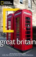 National Geographic Traveler: Great Britain, 3rd Edition (Paperback)