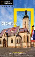 National Geographic Traveler: Croatia, 2nd Edition (Paperback)