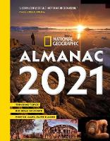 National Geographic Almanac 2021 (Paperback)