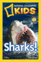 Sharks - National Geographic Readers (Paperback)