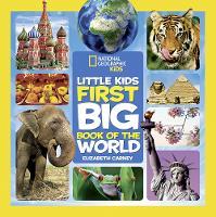 Little Kids First Big Book of the World - First Big Book (Hardback)