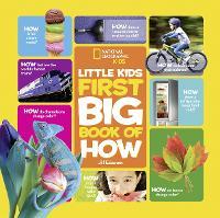 Little Kids First Big Book of How - First Big Book (Hardback)