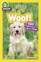 National Geographic Kids Readers: Woof! - National Geographic Kids Readers: Level 3 (Paperback)