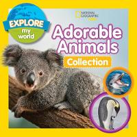 Explore My World Adorable Animal Collection 3-in-1 - Explore My World (Paperback)