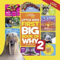 Little Kids First Big Book of Why 2 - First Big Book (Paperback)