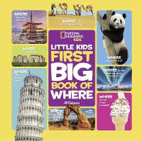 National Geographic Little Kids First Big Book of Where (Hardback)
