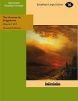 The Vicomte De Bragelonne (2 Volume Set) (Paperback)