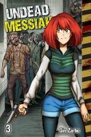 Undead Messiah manga volume 3 (English)