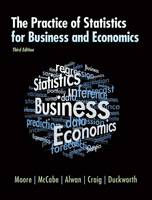 The Practice of Statistics for Business and Economics (Hardback)