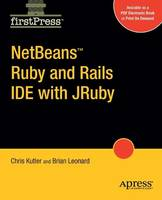 NetBeans Ruby and Rails IDE with JRuby (Paperback)