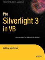 Pro Silverlight 3 in VB (Paperback)