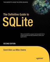 The Definitive Guide to SQLite (Paperback)