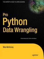 Pro Python Data Wrangling (Paperback)