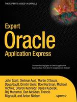 Expert Oracle Application Express (Paperback)