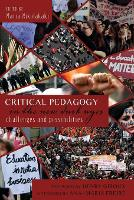 Critical Pedagogy in the New Dark Ages: Challenges and Possibilities - Counterpoints 422 (Paperback)