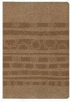 NKJV Essential Teen Study Bible: Personal Size, Aztec (Leather / fine binding)