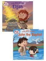 Elijah/John the Baptist Flip-Over Book (Paperback)
