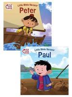 Peter/Paul Flip-Over Book (Paperback)