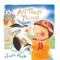 All These Things (Board book)
