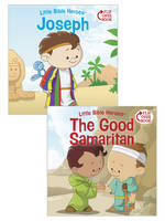 Joseph/The Good Samaritan Flip-Over Book (Paperback)