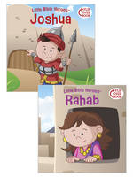 Joshua/Rahab Flip-Over Book (Paperback)