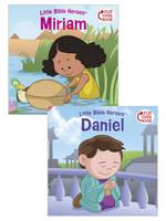 Miriam/Daniel Flip-Over Book (Paperback)