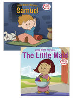 Samuel/The Little Maid Flip-Over Book (Paperback)