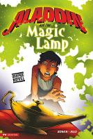 Aladdin and the Magic Lamp - Graphic Fiction: Graphic Revolve (Paperback)