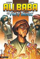 Ali Baba and the Forty Thieves - Graphic Fiction: Graphic Revolve (Paperback)
