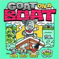 Goat on a Boat - Comics Land (Hardback)