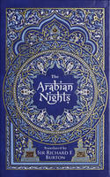 The Arabian Nights - Barnes & Noble Leatherbound Classic Collection (Hardback)