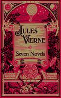 Jules Verne (Barnes & Noble Collectible Classics: Omnibus Edition): Seven Novels - Barnes & Noble Leatherbound Classic Collection (Leather / fine binding)