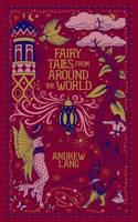 Fairy Tales from Around the World (Barnes & Noble Collectible Classics: Omnibus Edition) - Barnes & Noble Leatherbound Classic Collection (Hardback)