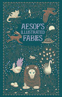 Aesop's Illustrated Fables (Barnes & Noble Collectible Classics: Omnibus Edition) - Barnes & Noble Leatherbound Classic Collection (Leather / fine binding)